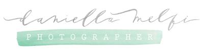 Daniella Melfi Photographer logo